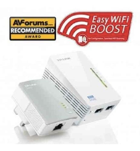 kit powerline av 500 wifi 300 mbps tp link wifi tl- wpa4220