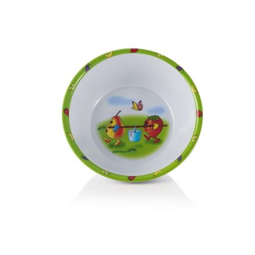 kit prato copo pratinho bebe infantil melanina - 5 peças