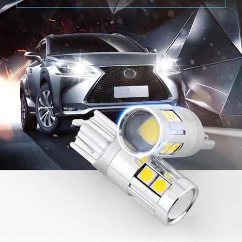 kit premium luz interior focos led para volkswagen vento