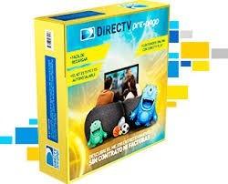 kit prepago directv autoinstalable o con instalación