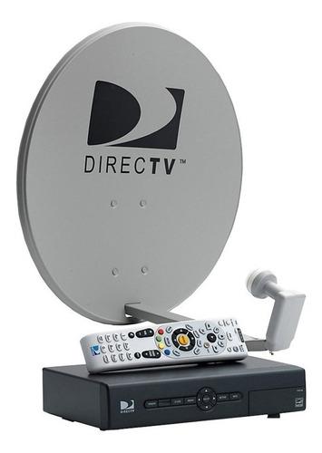 kit prepago directv. canales hd, fácil instalación. mi casa
