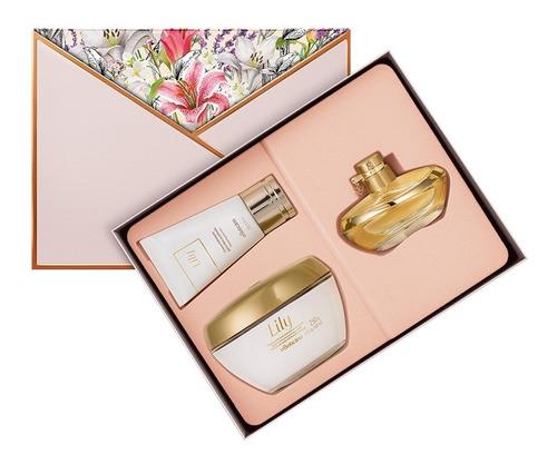 kit presente lily