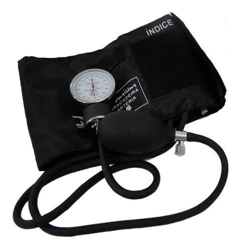 kit preto para enfermagem completo com esfigmo