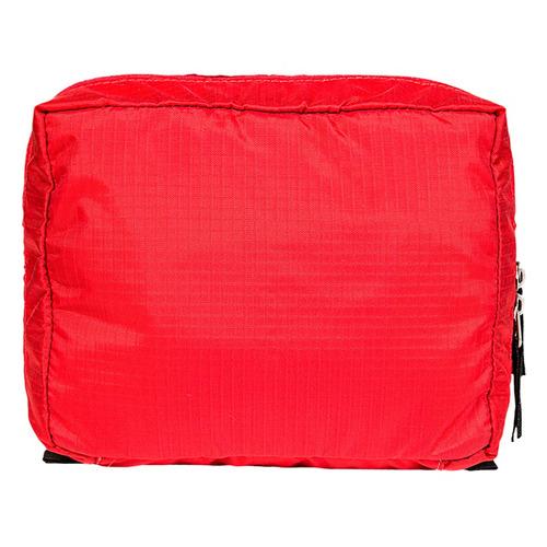 kit primeiro socorros necessaire bolsa curtlo ps m vermelho