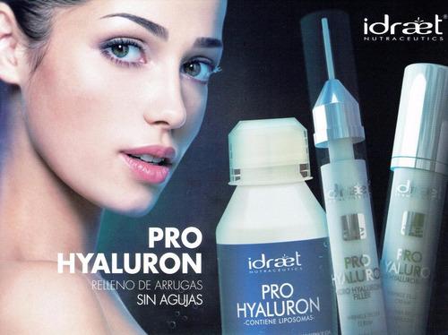 kit pro hyaluron crema + serum idraet