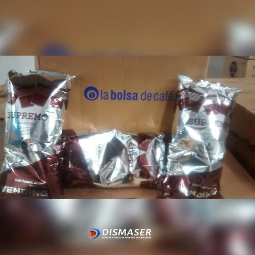 kit productos para maquina expendedora de café dismaser