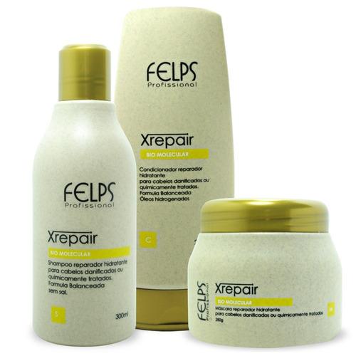 kit produtos felps