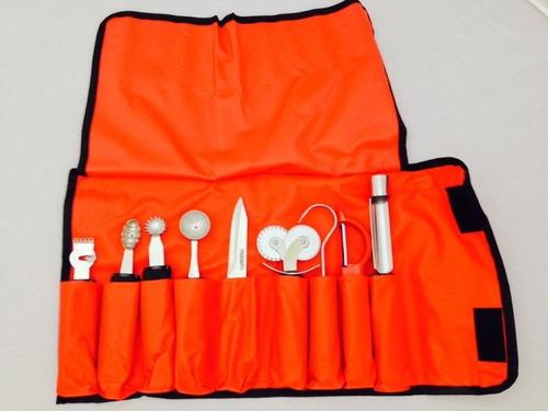 kit profesional para chef tablecraft importado accesorios