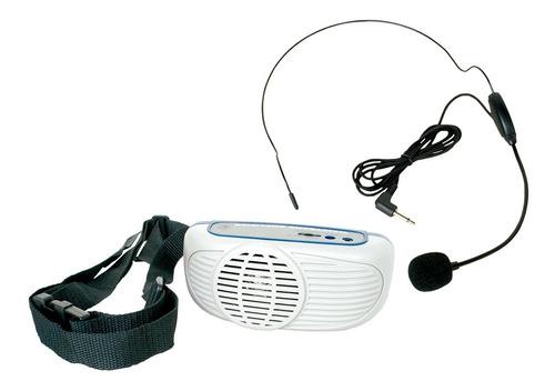 kit professor portátil caixa + microfone c/ fio bw 500 x csr