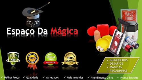 kit profissional 47 mágica avançadas 8 baralhos profissional