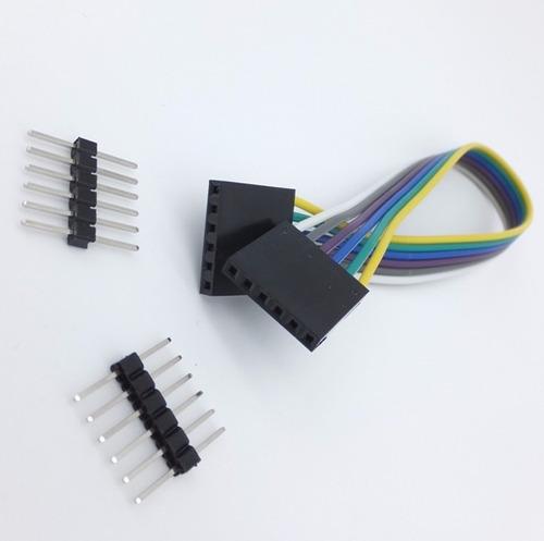 kit programador pickit 3 + base zif + cable usb + cable mcu