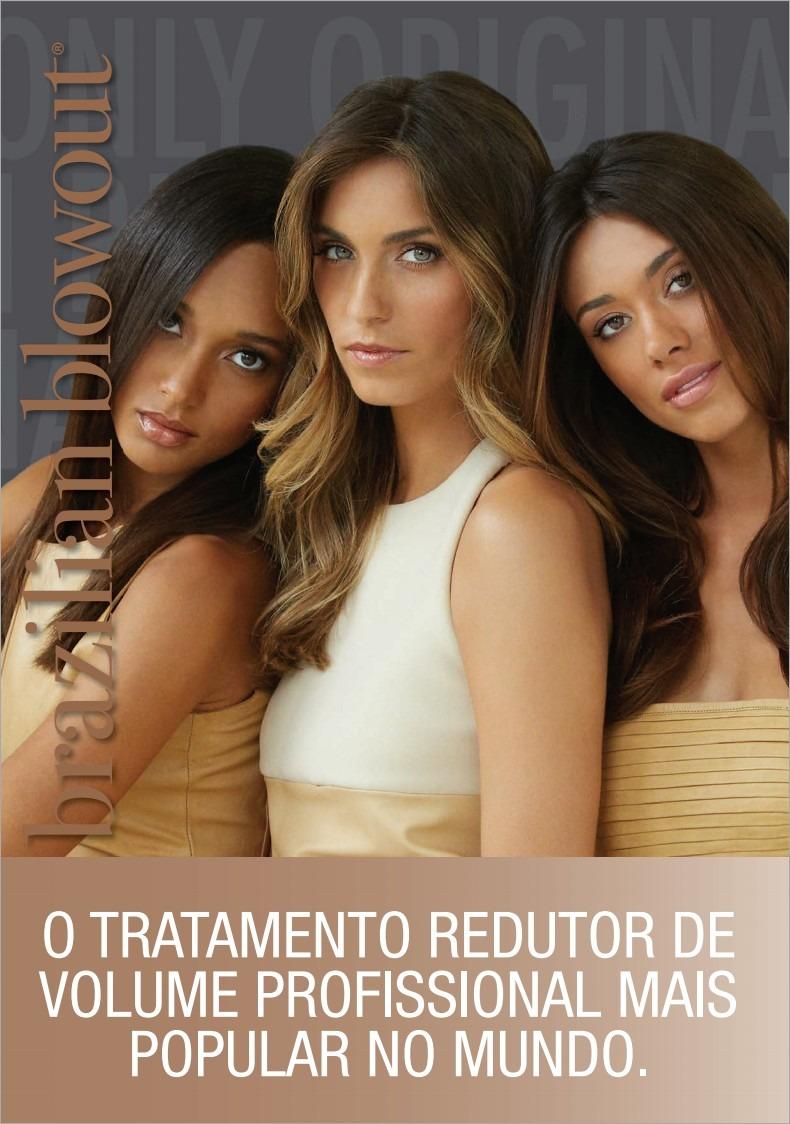 d8d25454c Kit Progressiva 1l Brazilian Blowout - Imperdivel - R$ 199,99 em ...