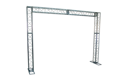 kit promocional box truss para dj treliças a20/q20 trave