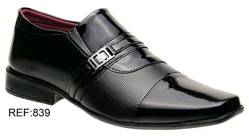 kit promoção 2 pares sapato masculino + 01  lindo brinde