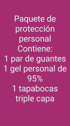 kit protección personal