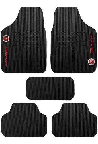 kit proteção capa couro tapete volante fiat promoção