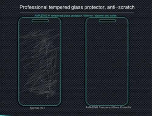 kit protector silicona slim lenovo k5 vibe + vidrio templado