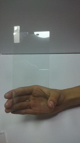 kit protector sony xperia xz silicona + templado xz