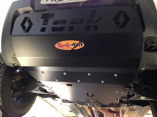 kit protetor duster 4x4 até 2015 (com prot. tanque)