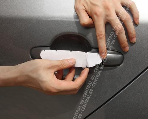 kit protetor porta resinado ford ibiza furgão