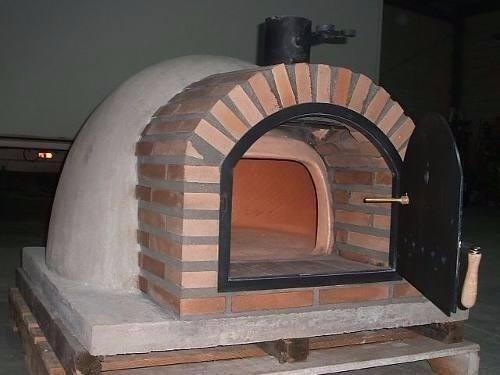 Kit proyecto construye horno barro le a adobe refractario for Cocinas de lena con horno