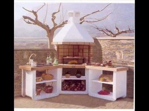 Kit proyecto construye parrillera barbacoa refractaria for Construccion de chimeneas de ladrillo