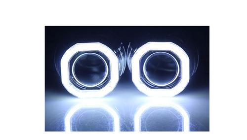kit proyector xenon bi-xenon ojo de angel cob blanco!!