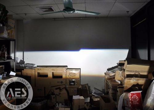kit proyectores bixenon aes + ojos de angel
