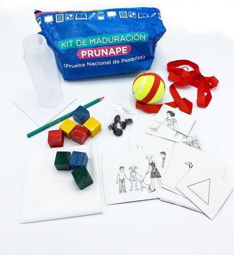 kit prueba prunape - fundación garrahan