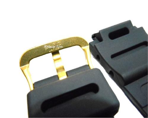 kit pulseira + capa bezel g-shock dw-5600 especial s. ouro