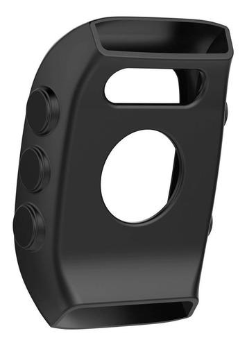 kit pulseira + case + película vidro p/ polar m400 / m430