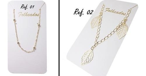 kit pulseira folheado ouro 8 pçs semi joias feminina atacado