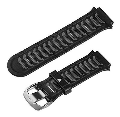 kit pulseira garmin original 920xt preto e cinza
