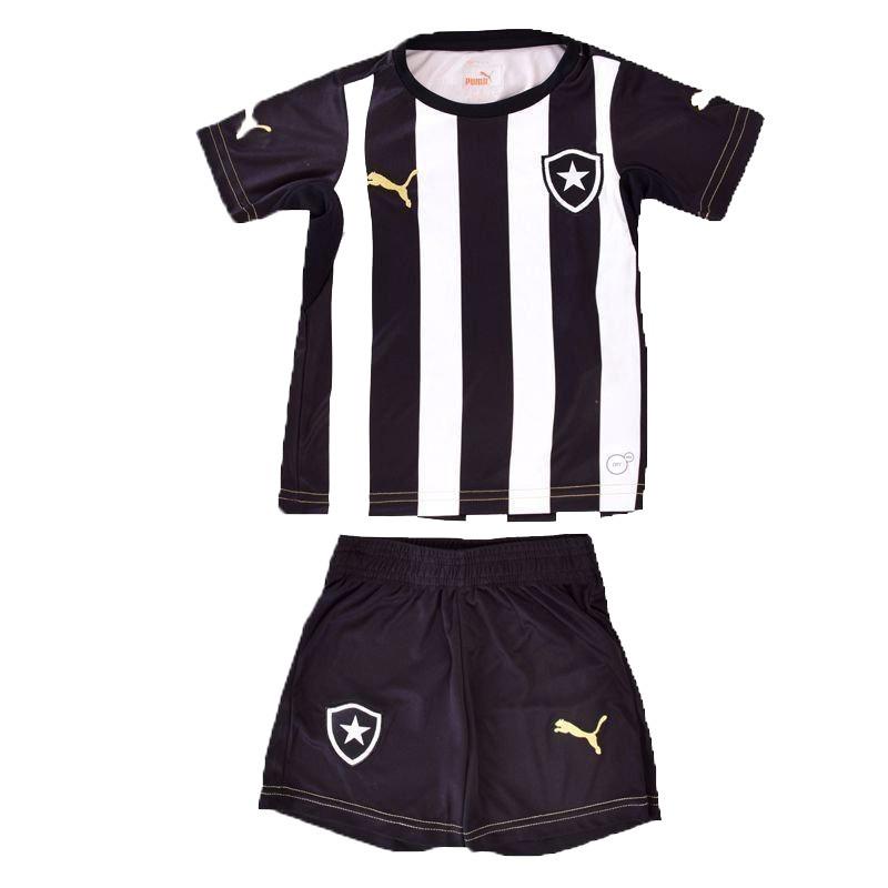 c6ed1a9e41867 kit puma botafogo infantil camisa e calção - frete gratis. Carregando zoom.