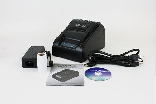 kit punto de venta cajon de dinero impresora termica scanner