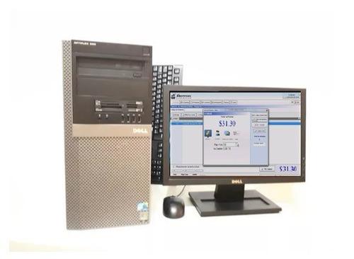Kit Punto Venta Barato Pc Software Lector Miniprinter