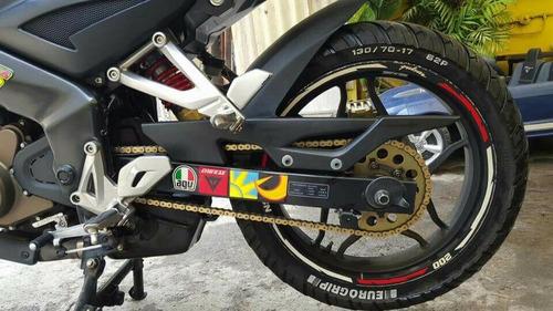 kit racing italika  dm rt z250 did regina