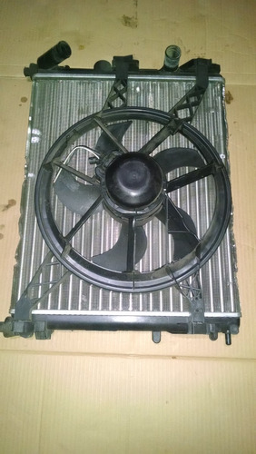 kit radiador clio sem ar