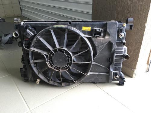 kit radiador completo chevrolet sonic hatch automático
