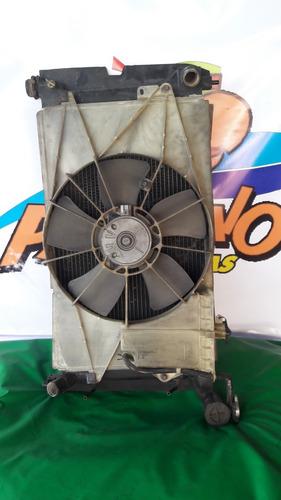 kit radiador completo corolla automatico  2003 ate 2007