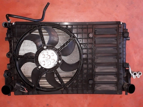 kit radiadores de vento diesel