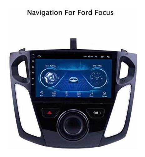 kit radio android ford focus 2012-2018