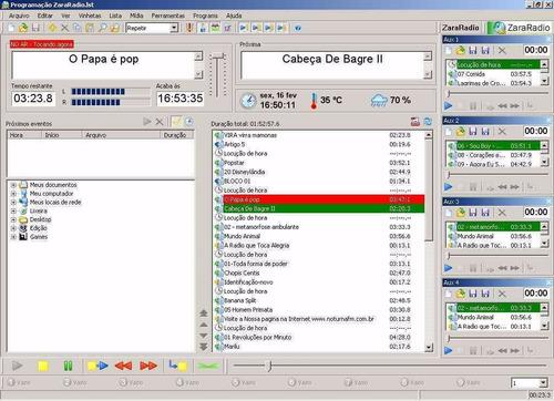 kit radio comunitária - automação + musicas + vinhetas etc..