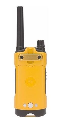kit radios motorola 56km* 35 millas puerto micro usb t400mc