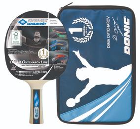 75d0c21a1 Raquete De Tenis De Mesa Donic 1000 - Esportes e Fitness no Mercado Livre  Brasil