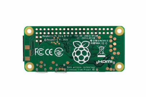 kit raspberry pi zero w start original - pronta entrega!