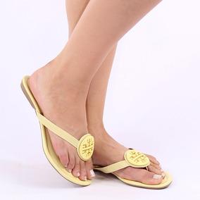 31ca83cdb3 Sandalia Gladiadora Salto Baixo Feminino - Sapatos no Mercado Livre ...