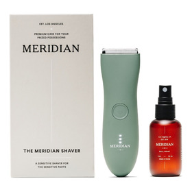 Kit Rasuradora Personal Para Hombre Meridian + After Shave