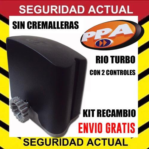kit recambio corredizo ppa rio turbo sin cremalleras 2 cont.