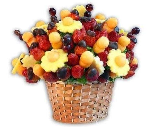 kit recetas pasapalos dulces y salados + arreglos frutales